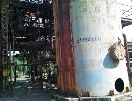 Union Carbide wurde von Dow Chemical aufgekauft. Sie lehnen jede Verantwortung ab.