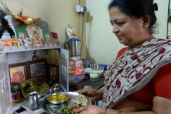Dabbawallas, Indien