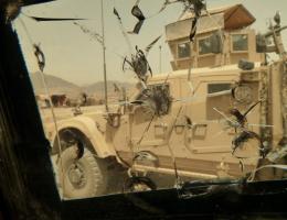 Täglich rücken die Truppen aus, um nach Bomben und Taliban zu suchen.