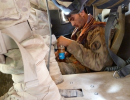Ihre Afghanischen Übersetzer leben dabei gefährlich. Sie gelten als Verräter.