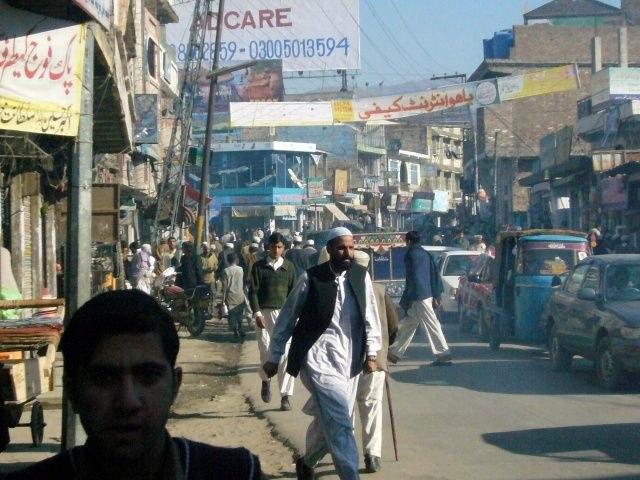 Seit Herbst konnten zwei Millionen Fluchtlinge ins Swat-Tal zuruckkehren.