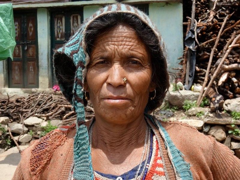 Ram Chaudri hat Zwillinge verloren, weil sie das Spital nicht erreichen konnte