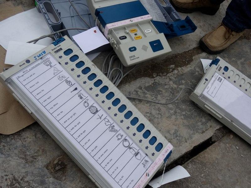 Elektronische Wahlmaschine