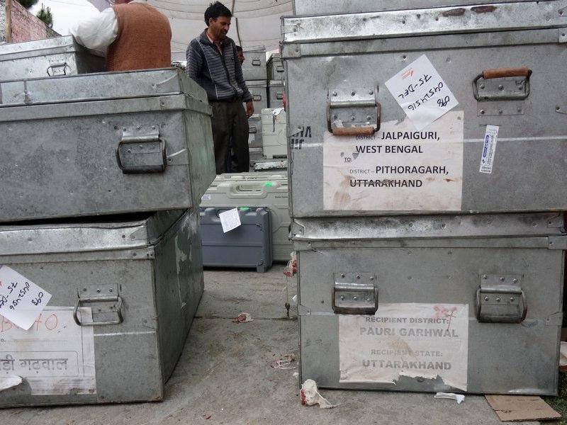 Gallery: Wahlen Indien