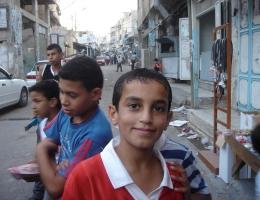 Balata ist das grösste Flüchtlingslager im Westjordanland