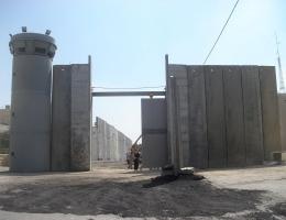 Rachels Grab bei Bethlehem ist nur noch schwer zugänglich